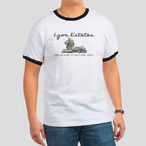 BTTF 'Lyon Estates' Ringer T