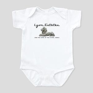 BTTF 'Lyon Estates' Infant Bodysuit