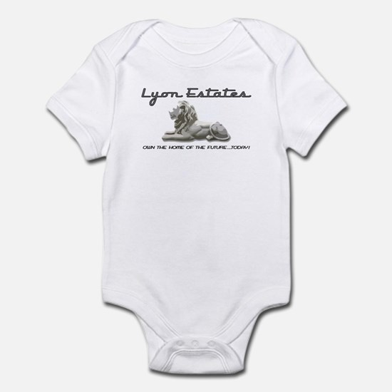 BTTF 'Lyon Estates' Infant Bodysuit