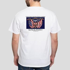 KP Banner White T-Shirt