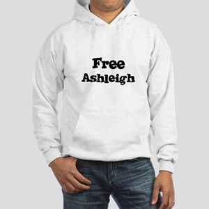 Free Ashleigh Hooded Sweatshirt