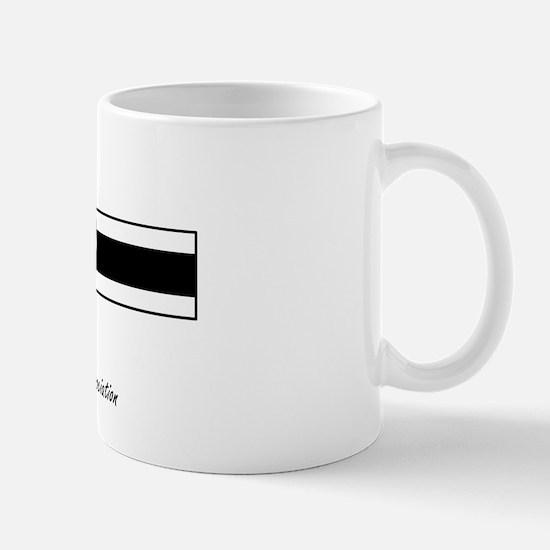 Dodgeball 'ADAA' Mug