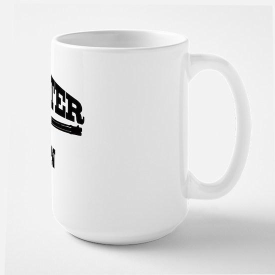 Shaun OTD 'Winchester' Large Mug