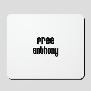 Free Anthony Mousepad