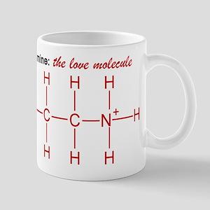 Love Molecule Mug