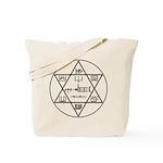 Archangel Rafael Tote Bag