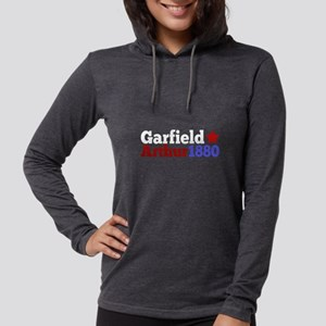 James A Garfield and Chester A Long Sleeve T-Shirt