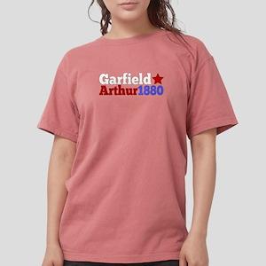 James A Garfield and Chester A Arthur Camp T-Shirt