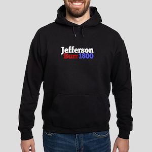 Thomas Jefferson and Aaron Burr Campaig Sweatshirt
