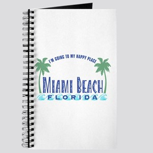 Miami Beach Happy Place - Journal