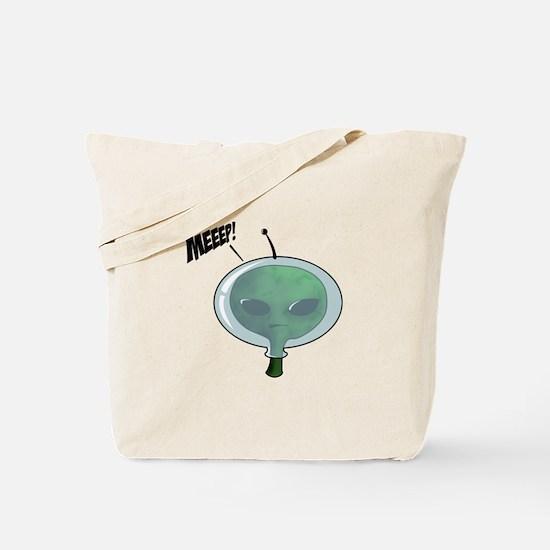 MeeeP! Tote Bag
