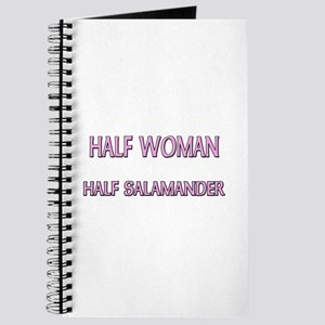 Half Woman Half Salamander Journal