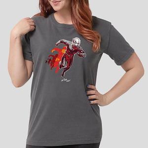 Ant-Man Running Womens Comfort Colors® Shirt
