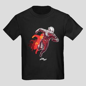 Ant-Man Running Kids Dark T-Shirt
