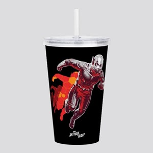 Ant-Man Running Acrylic Double-wall Tumbler