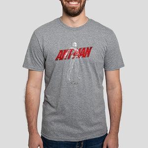 Ant-Man Standing Mens Tri-blend T-Shirt