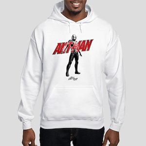 Ant-Man Standing Hooded Sweatshirt
