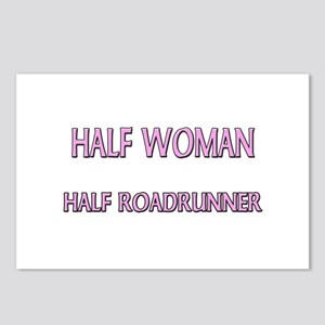 Half Woman Half Roadrunner Postcards (Package of 8