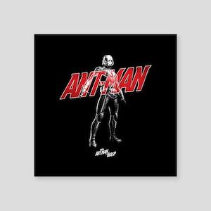"Ant-Man Standing Square Sticker 3"" x 3"""