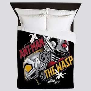 Ant-Man & The Wasp Queen Duvet