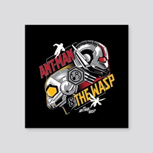 """Ant-Man & The Wasp Square Sticker 3"""" x 3"""""""