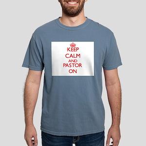 Keep Calm and Pastor ON T-Shirt