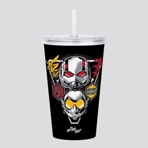 Ant-Man & The Wasp Tri Acrylic Double-wall Tumbler