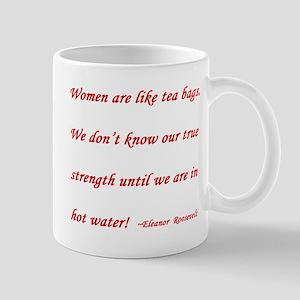 'Women are like', Mug