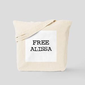 Free Alissa Tote Bag