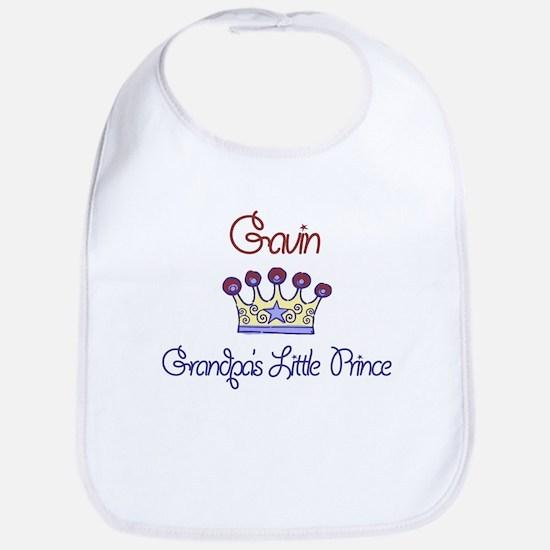 Gavin - Grandpa's Prince Bib