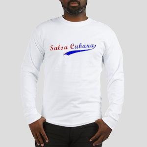 Salsa Cubana Long Sleeve T-Shirt