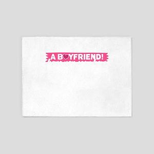 Boyfriend? I have a awesome Shih Tz 5'x7'Area Rug