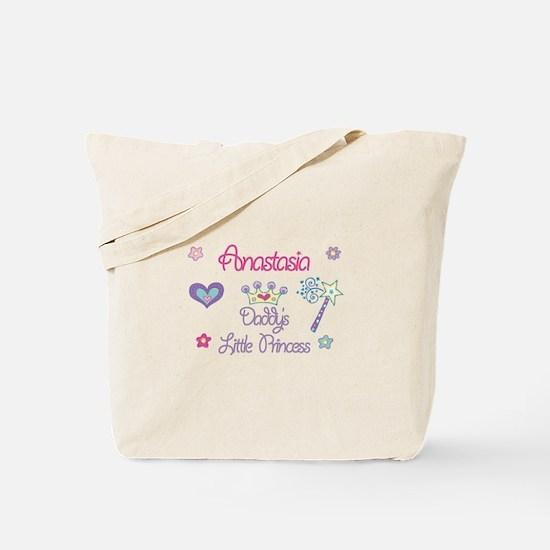 Anastasia - Daddy's Princess Tote Bag