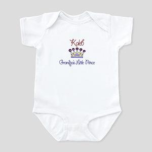 Kaleb - Grandpa's Prince Infant Bodysuit