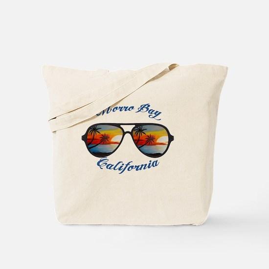 Cute Morro bay Tote Bag