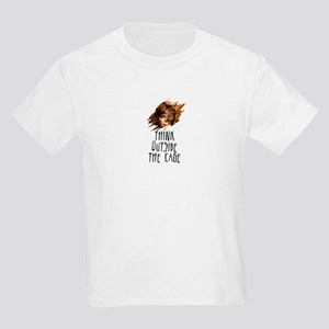 Think Outside The Cage - Kids T-Shirt