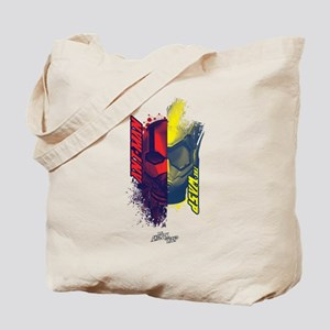 Ant-Man & The Wasp Halves Tote Bag