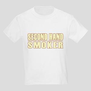 2nd hand smoker  Kids T-Shirt
