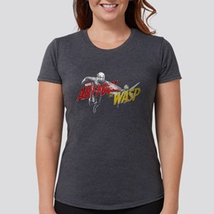 Ant-Man & The Wasp Womens Tri-blend T-Shirt