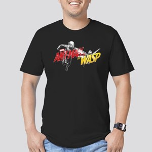 Ant-Man & The Wasp Men's Fitted T-Shirt (dark)