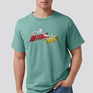 Ant-Man & The Wasp Mens Comfort Colors® Shirt