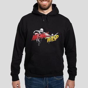 Ant-Man & The Wasp Hoodie (dark)