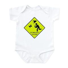 Entomolgist Crossing Infant Bodysuit