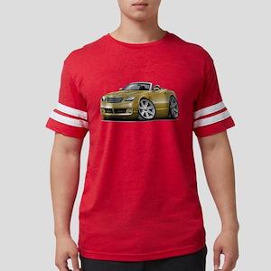 Crossfire Gold Convertible T-Shirt