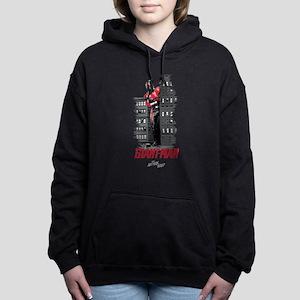 Marvel Giant-Man Women's Hooded Sweatshirt