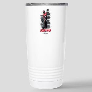 Marvel Giant-Man 16 oz Stainless Steel Travel Mug