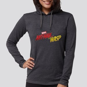 Ant-Man & The Wasp Womens Hooded Shirt