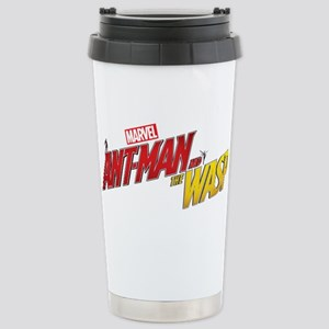 Ant-Man & The Was 16 oz Stainless Steel Travel Mug