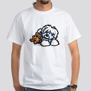 Coton Teddy Women's Dark T-Shirt