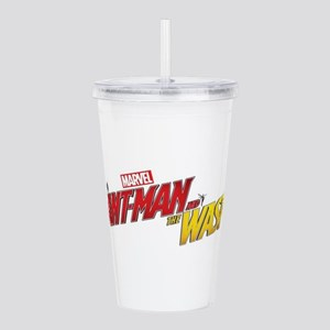 Ant-Man & The Wasp Acrylic Double-wall Tumbler